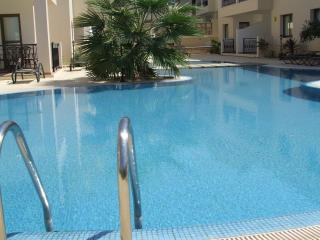 Spacious, Bright 3 bedroom penthouse apartment with great sea views, Pafos