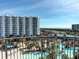 Gulf and Lagoon Pool Views for 6! OPEN 8/18-8/20 $598* Shuttle2Beach- Palms 2713