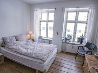 Beautiful bright Copenhagen apartment near Forum