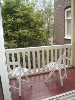 Balcony 2nd Bedroom