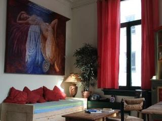 Bohemian Apartment in Antwerp Center, Amberes