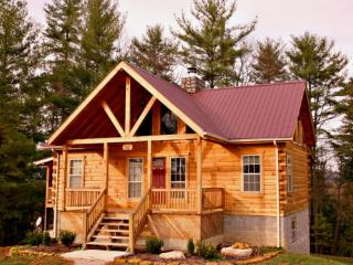 Sunset Ridge Cabin in Red River Gorge, Slade