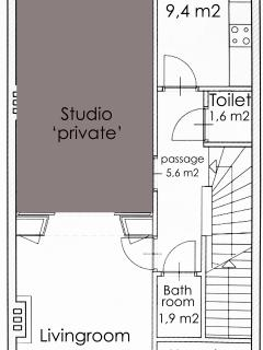 lay out apartment
