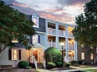 Wyndham Kingsgate Resort (2 bedroom condo), alquiler de vacaciones en Williamsburg