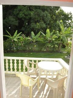Fish Tobago Guesthouse - Lagoon Apartment