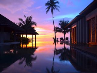 Samara Beachfront Villa