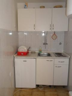 kitchen of apartment I