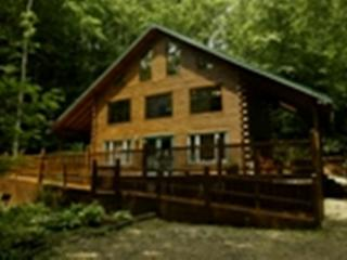Secluded Log Cabin with Hot Tub under the Stars, Butler