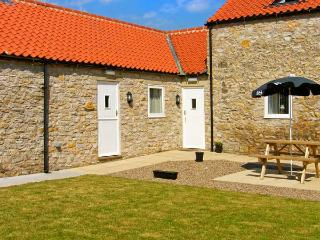 THE STABLES, single-storey, woodburning stove, ideal for a couple or small