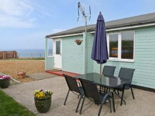 SEACLOSE detached beach front cottage, pet-friendly, sea views in Walcott Ref