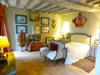In the Loire Valley, a Magnificently Restored Guest House in Chateau Country; Sleeps 4 in La Petite, Saumur