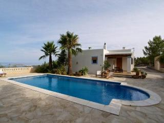 3 bedroom Villa in Cala Tarida, Balearic Islands, Spain : ref 5047297