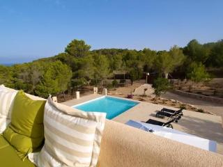 4 bedroom Villa in Cala Tarida, Balearic Islands, Spain : ref 5047393