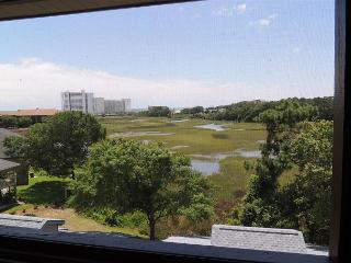 Great Marsh View from 2 Bedroom Heron Pointe Condo, Myrtle Beach SC