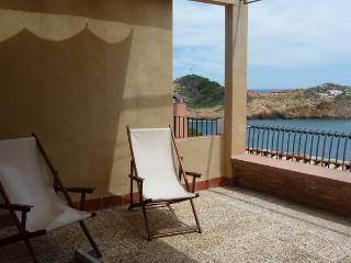 House At Sa Tuna Beach (Begur) With A Spectacular Sea View