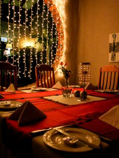PRIVATE DINING AREA FROM A-LA-CARTE RESTAURANT
