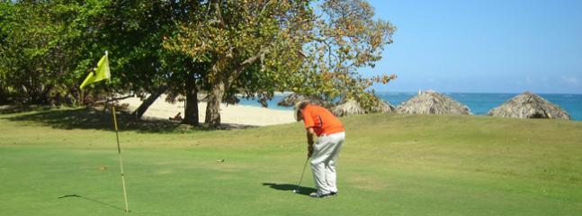 Robert Trent Jones Golf Course Directly Across The Street