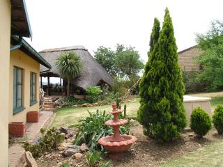 At The View B&B, Roodepoort