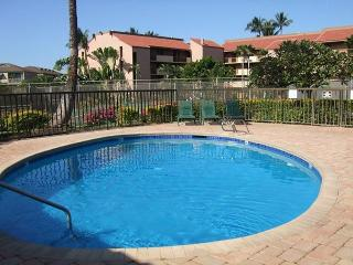 Maui Vista #2-213 is steps from Kamaole Beach Park #1, Great Rates! Sleeps 4