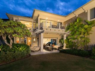 Hualalai Palm Villa 140B ~ Luxury, Ocean View,  Exclusive Villa!