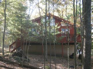 Comfortable mountain home, Lackawaxen