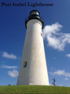 Port Isabel lighthouse