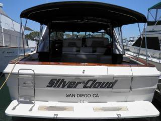 BOAT, BED and BREAKFAST -  Silver Cloud, San Diego