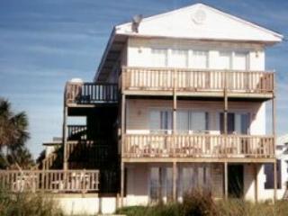 Ocean front Rental 101-3, Isla de Tybee