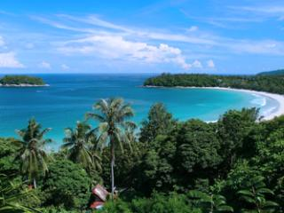 Beautiful Ocean View Apartment, Kata Beach, Phuket
