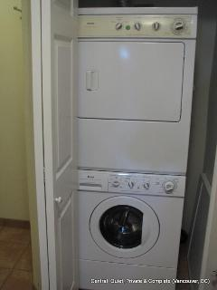 Washer and Dryer for your moderate use