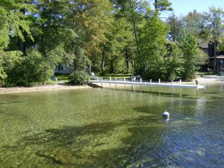Only 3 summer weeks remain! Pristine water frontage private beach and dock