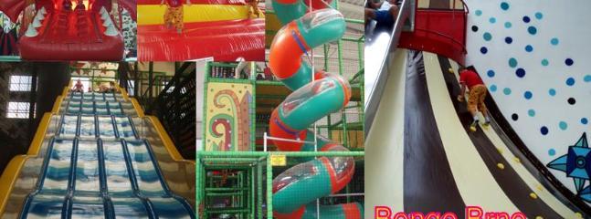 Bongo amusement park Brno