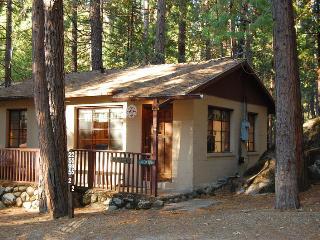 (2) Bassett Cedar Rock Cabin, Wawona