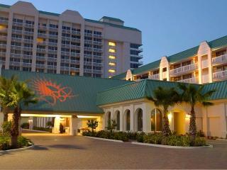 Daytona Beach Resort 4th floor $60/night August