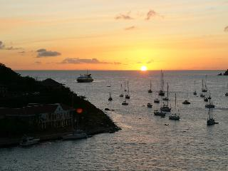 Villa St Barth - Harbour light