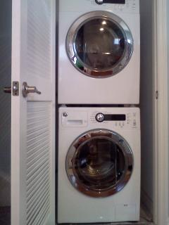 New Washer-Dryer
