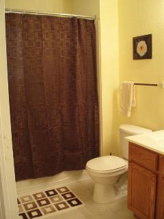 3rd Full Bath (Upstairs)