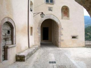Umbria Valnerina Fine House in  Middle Age Village