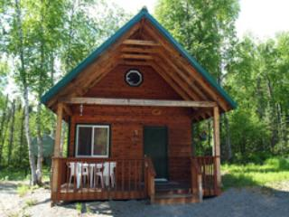 The Laughing Moose cabins, Talkeetna