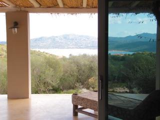 smart villa with private pool and sea view, Olbia