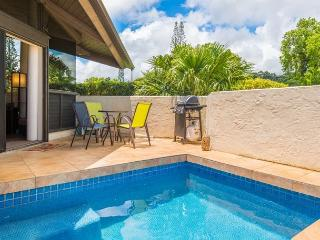 Well Maintained Private Cottage, Dipping Pool! Adorable stand alone cottage., Princeville