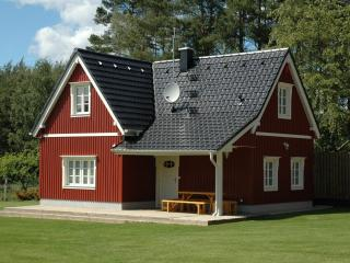 Summer house, sauna, air conditioning, wi-fi, own forest, big garden..