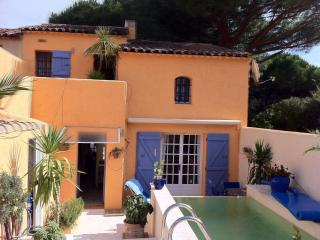 Saint-Tropez Beach Pampelonne Vacation Rental, Sleeps 6, Ramatuelle