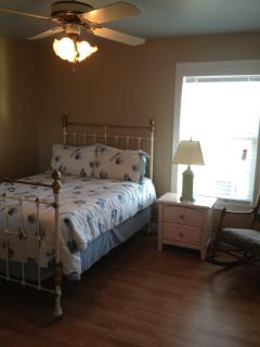 Upstairs Full Size Bedroom