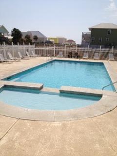 Swimming Pool at next door