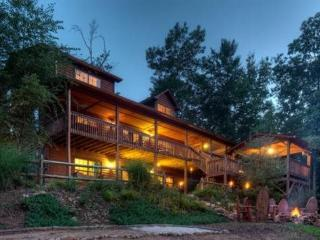 Buckhorn Lodge- Morganton GA, Blue Ridge