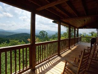 Mountain View Vacation Rental in Ellijay