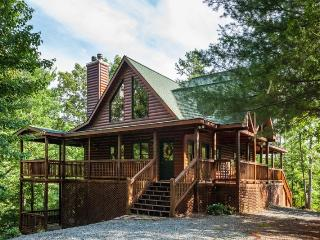 Piece Of Heaven - Blue Ridge GA Cabin, Ellijay