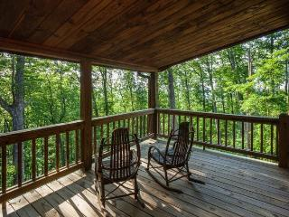Blue Ridge Rental Cabin With Hot Tub, Ellijay