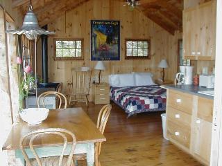 one room (studio) cabin